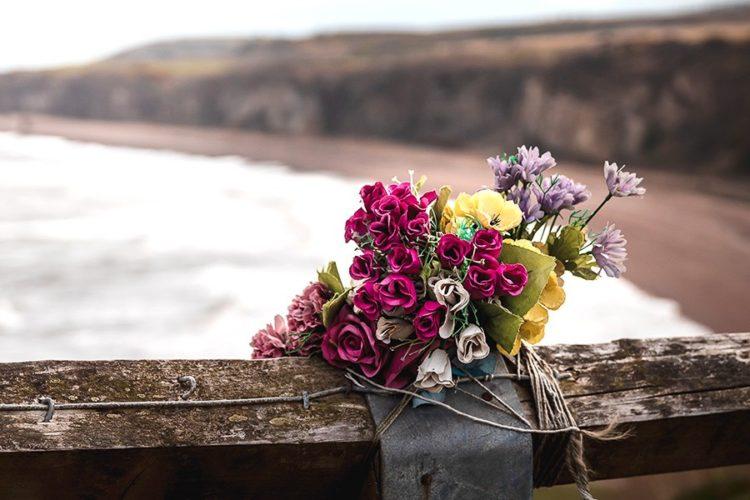 Blomster og kranser