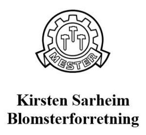 Kirsten Sarheim Blomsterforretning